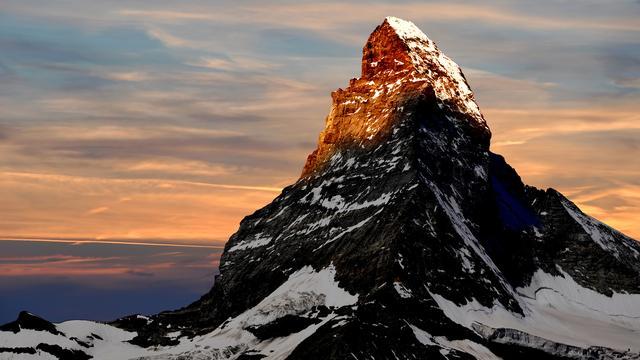 Drones brengen Matterhorn in kaart