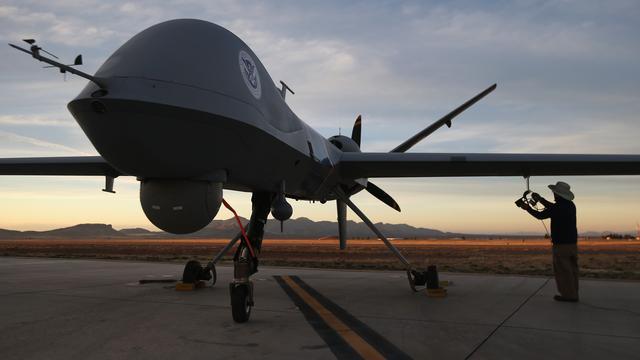 Leider al-Qaeda in Jemen gedood bij aanval met drone