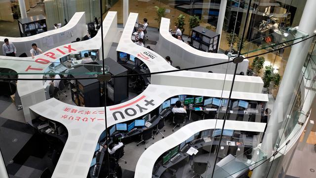 Hogere koersen op aandelenmarkten in Azië