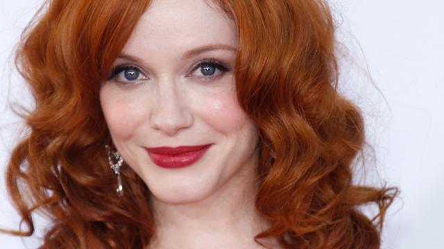 'Ook rol voor Mad Men-actrice Christina Hendricks in Bad Santa 2'