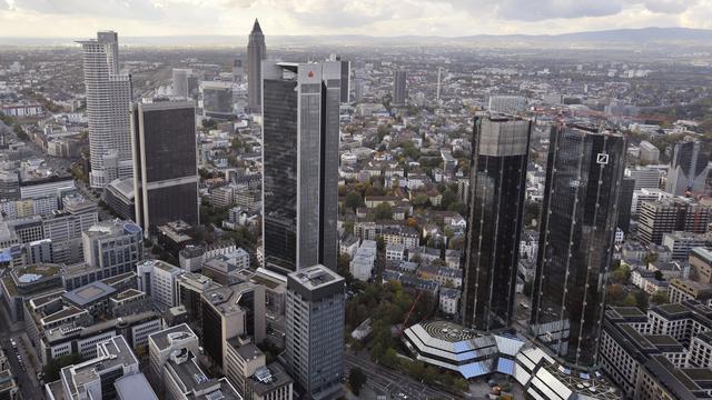 'Advocaat Deutsche Bank pleegt zelfmoord'