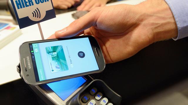 'Drie kwart consumenten betaalt met mobiel apparaat'