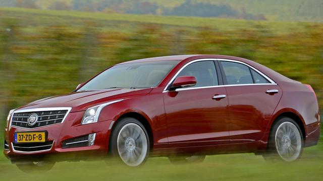 'Grote problemen Cadillac met sedanverkoop'