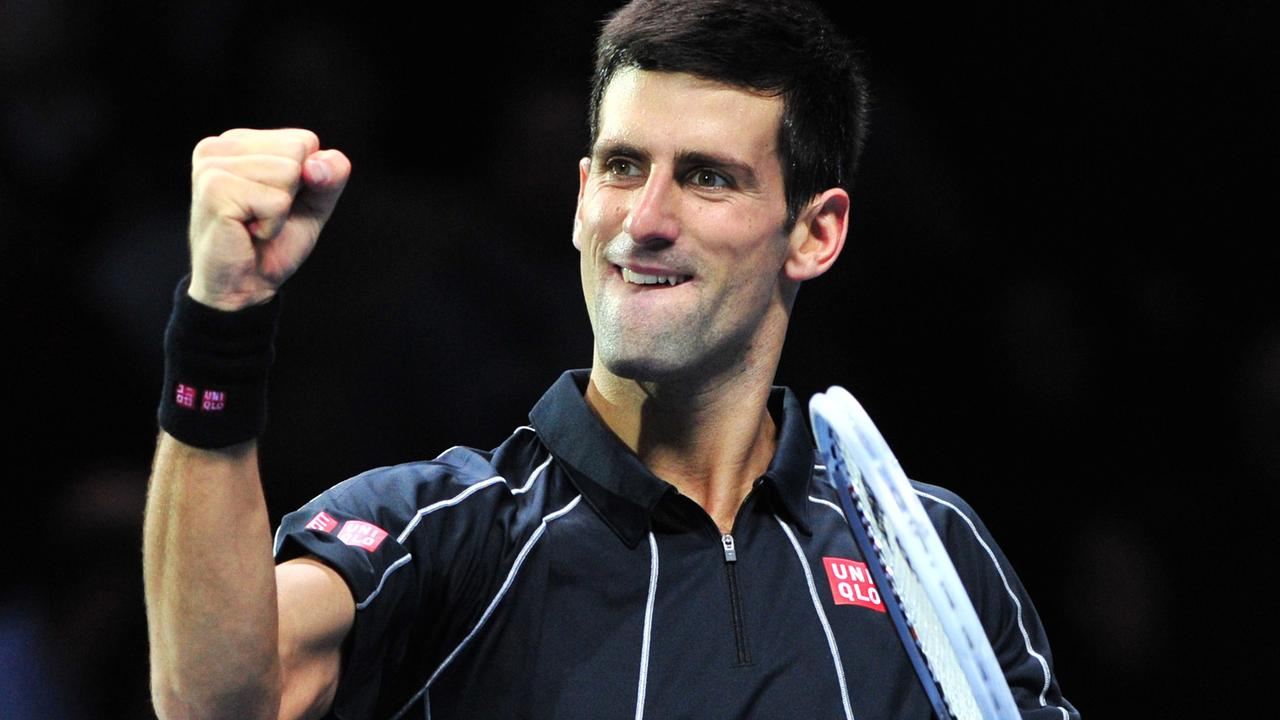 Djokovic verkozen tot beste tennisser van 2013 nu het laatste nieuws het eerst op - Vloerlamp van de wereld ...