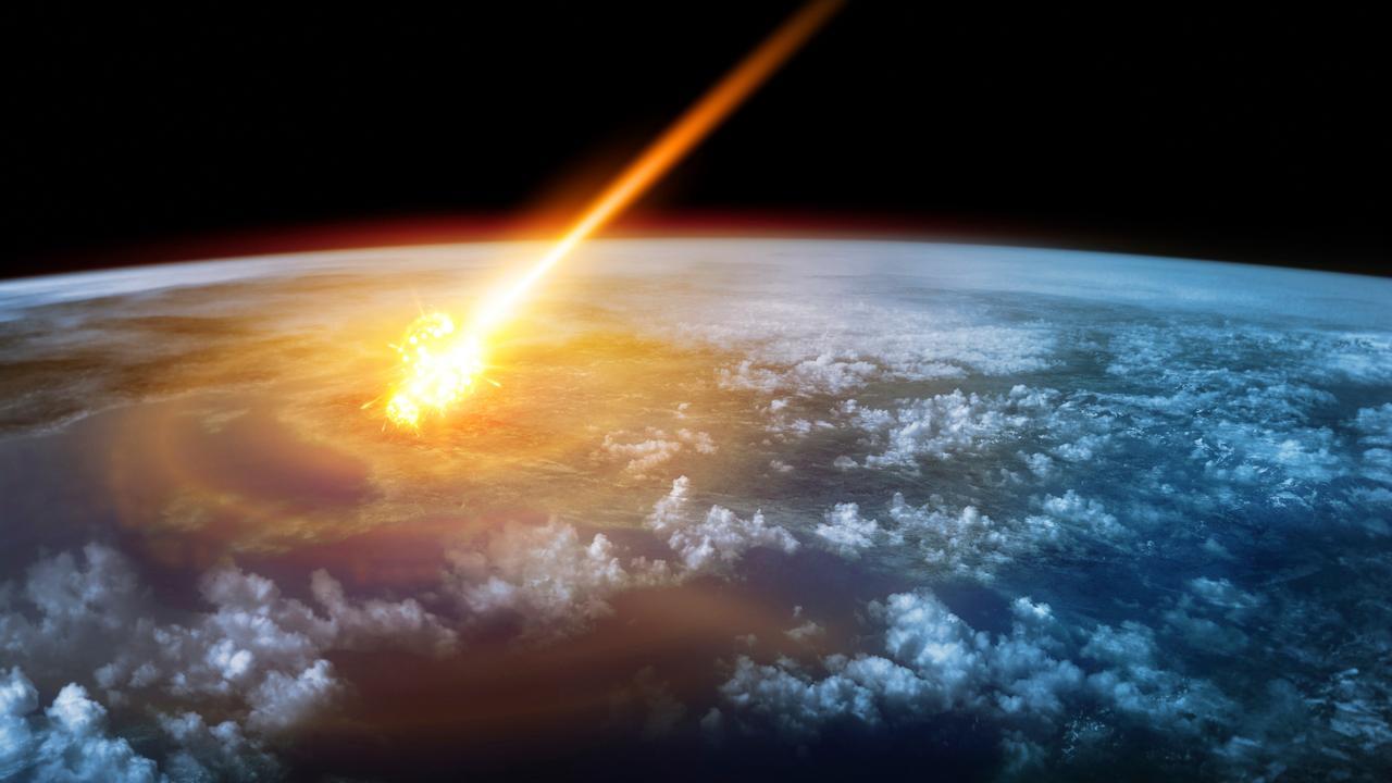 NASA bereidt zich voor op einde van de wereld