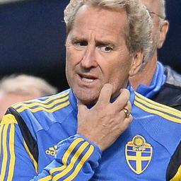 Hamrén mag ondanks missen WK bondscoach Zweden blijven
