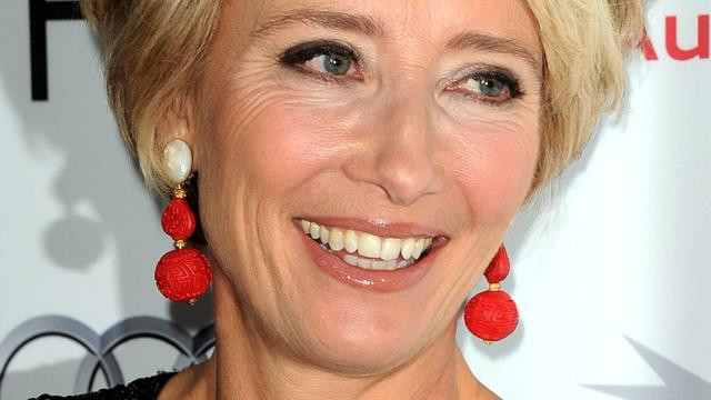 Emma Thompson speelt rol in Beauty and the Beast