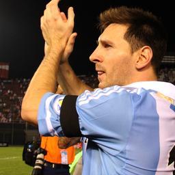 Messi voor volgende fase revalidatie naar Argentinië