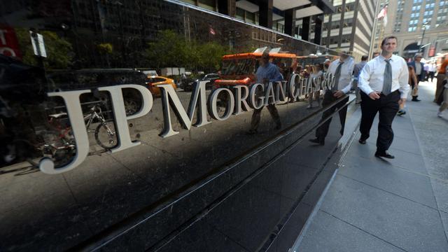 JPMorgan schikt voor 264 miljoen dollar vanwege aannamebeleid China