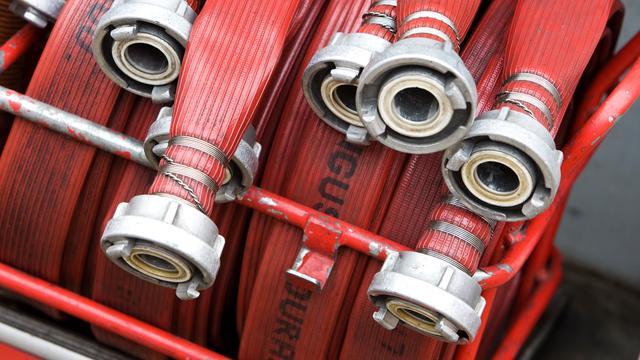 Overlast door brand in voormalige fabriek Oss