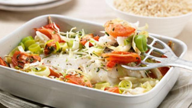 Recept van de dag: snelle vis-ovenschotel