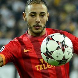 Galatasaray na strafschoppen door in bekertoernooi