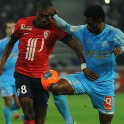 Lille verslaat Marseille, Monaco te sterk voor Nice