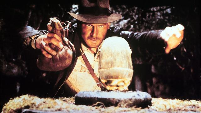 'Indiana Jones is grootste filmpersonage aller tijden'