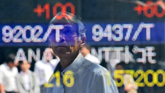 Aandelenbeurs Japan gaat met winst handelsdag uit