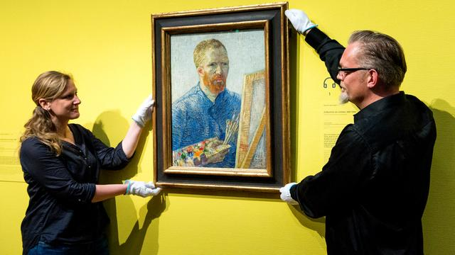 Etten-Leur opgenomen op tijdlijn Van Gogh Museum