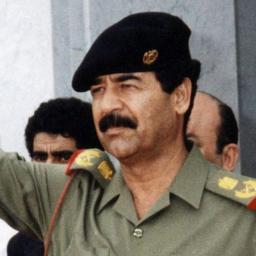 Lichaam Iraakse president Saddam Hoessein verplaatst ... Saddam Hoessein