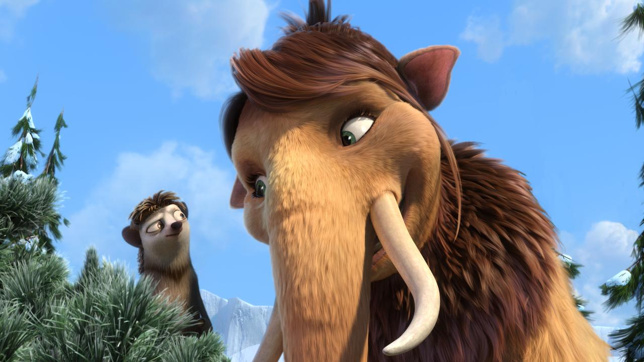 Trailer - Ice Age: Collision Course