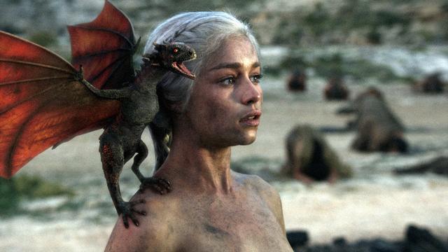 'Game of Thrones opnieuw populairste serie bij torrentdownloaders'