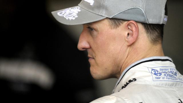 Toestand Schumacher stabiel