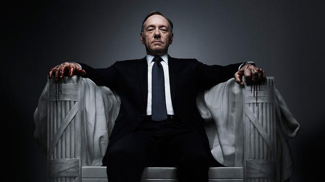 Netflix gaat House of Cards in 4k-kwaliteit streamen