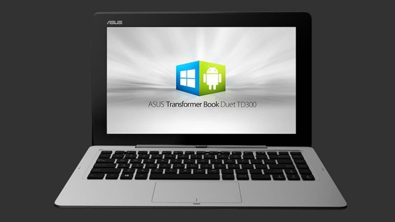 asus lanceert hybride laptop met windows en android nu