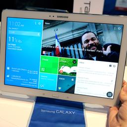 Hands-on: Grote Galaxy Tab Pro en Note Pro van 12,2 inch