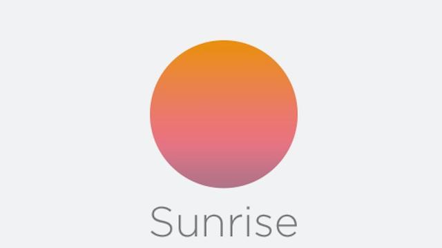 Microsoft neemt kalender-app Sunrise over