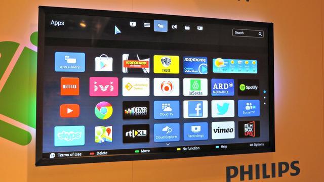 Hands-on: De eerste Android-tv van Philips