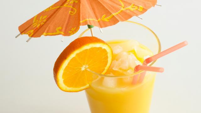 De markt voor sinaasappelsap ligt op zijn gat
