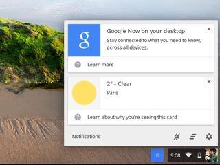 Google Now eerder al aan Chrome-browser toegevoegd