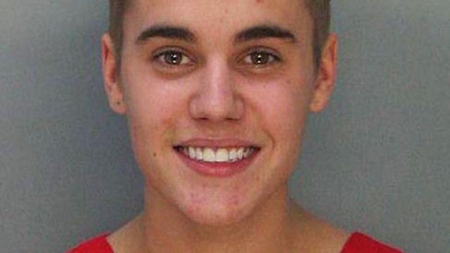 Arrestatie Justin Bieber goed voor miljoenen tweets