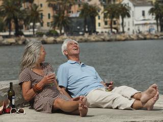 Middel doet seksuele prestaties oudere mannen verbeteren