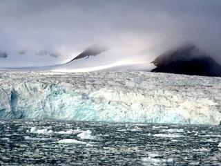 IJslagen in hooggebergte nog maar 940 vierkante kilometer groot in 2010