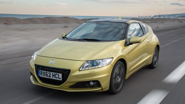 Nieuwe Honda CR-Z wordt twee keer zo krachtig