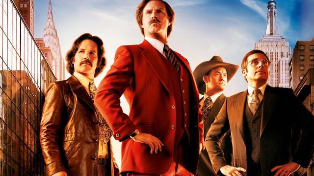 Steve Carell denkt dat nieuwe Anchorman-film 'nog lang niet' komt