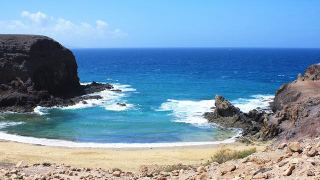 Nederlandse toeristen gestrand op Lanzarote en Fuerteventura