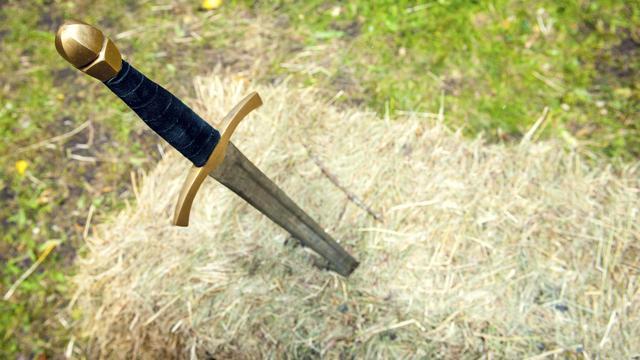 Alphenaar wordt vervolgd na dreigen met zwaard