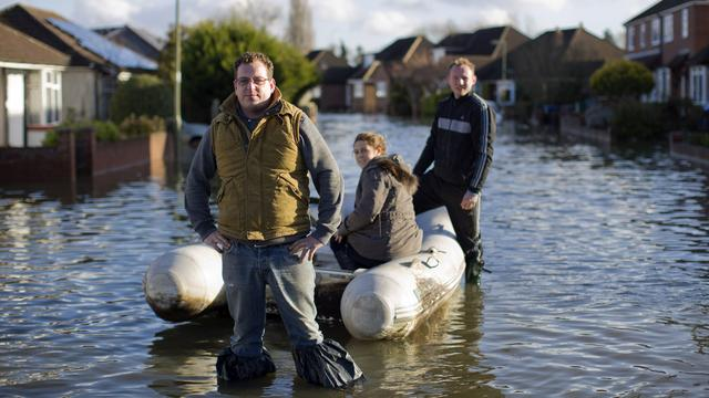 Meteorologen verwachten nieuwe overstromingen in Engeland