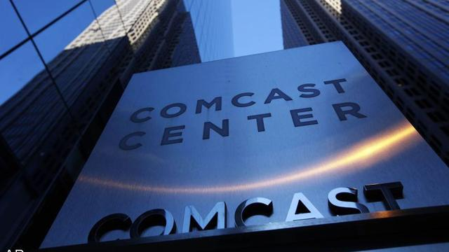 'Kabelaar Comcast aast op DreamWorks Animation'