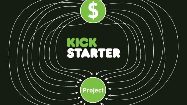 Kickstarter brengt Android-app op de markt