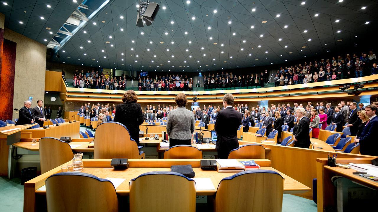 Raad van europa wil gedragscode eerste en tweede kamer nu het laatste nieuws het eerst op - Kamer van water m ...