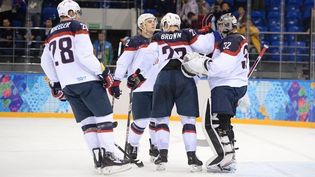 Nl sotsji ijshockeyers canada en vs in halve finale, deceptie rusland