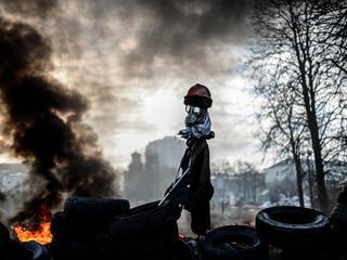 Chronologie van de onrust in Oekraïne