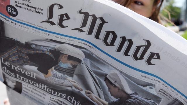 Franse media weren samen adblocker-gebruikers