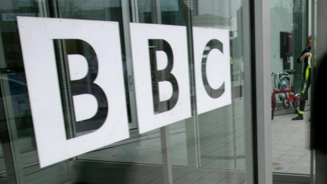 Websites BBC plat door DDoS-aanval