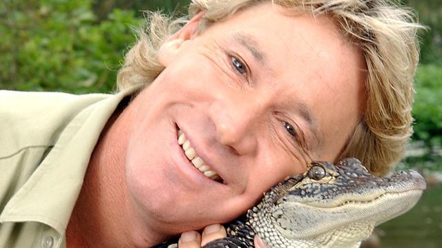 Steve Irwin krijgt postuum Walk of Fame-ster