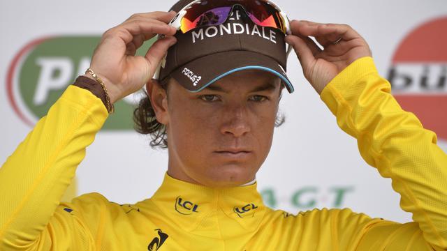 Betancur wint eerste etappe in Ronde van Castilië en León
