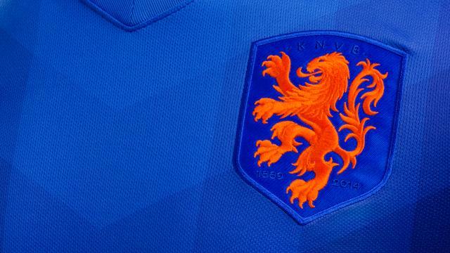 Nike Nederland uitshirt 2015-2016
