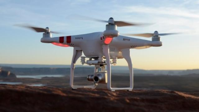 Boete voor overtreding met drone niet omhoog